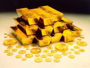Як золото впливає на котирування валют?