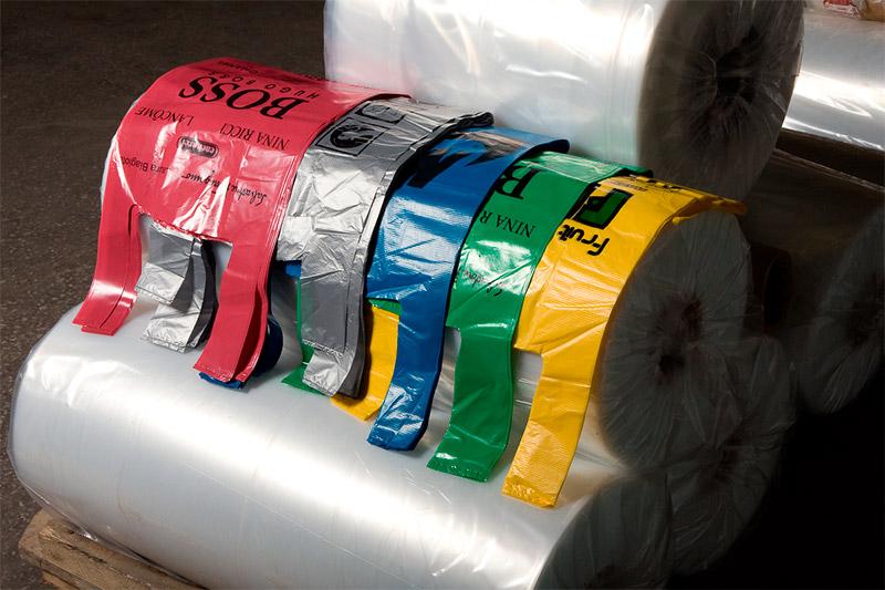 Производство полиэтиленовых пакетов — простая и эффективная реклама
