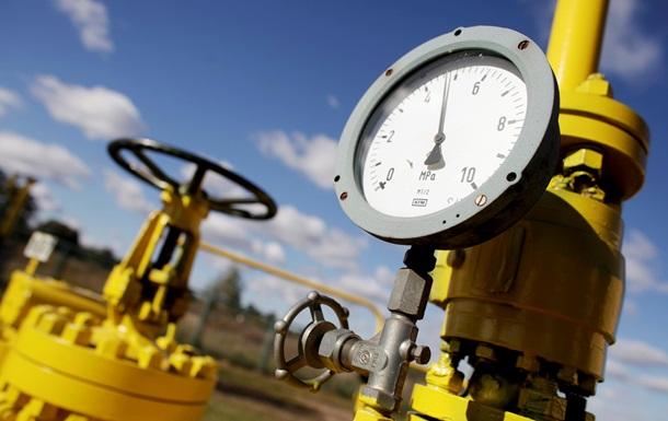 ЄС збільшить реверс газу в Україну до 40 млн. кубометрів