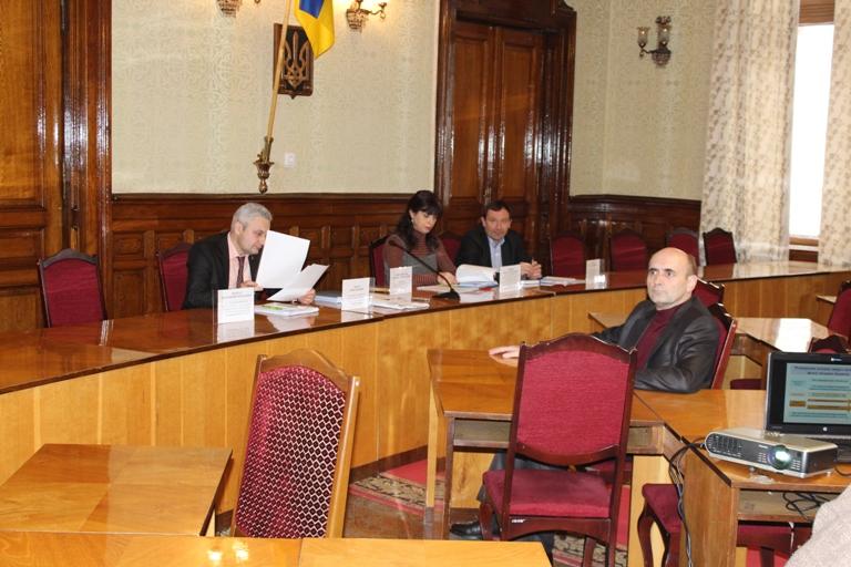 Обсуждение проекта областного бюджета на 2015 год