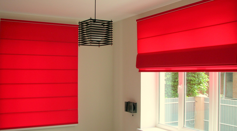 Рулонные шторы: новинка современного интерьера