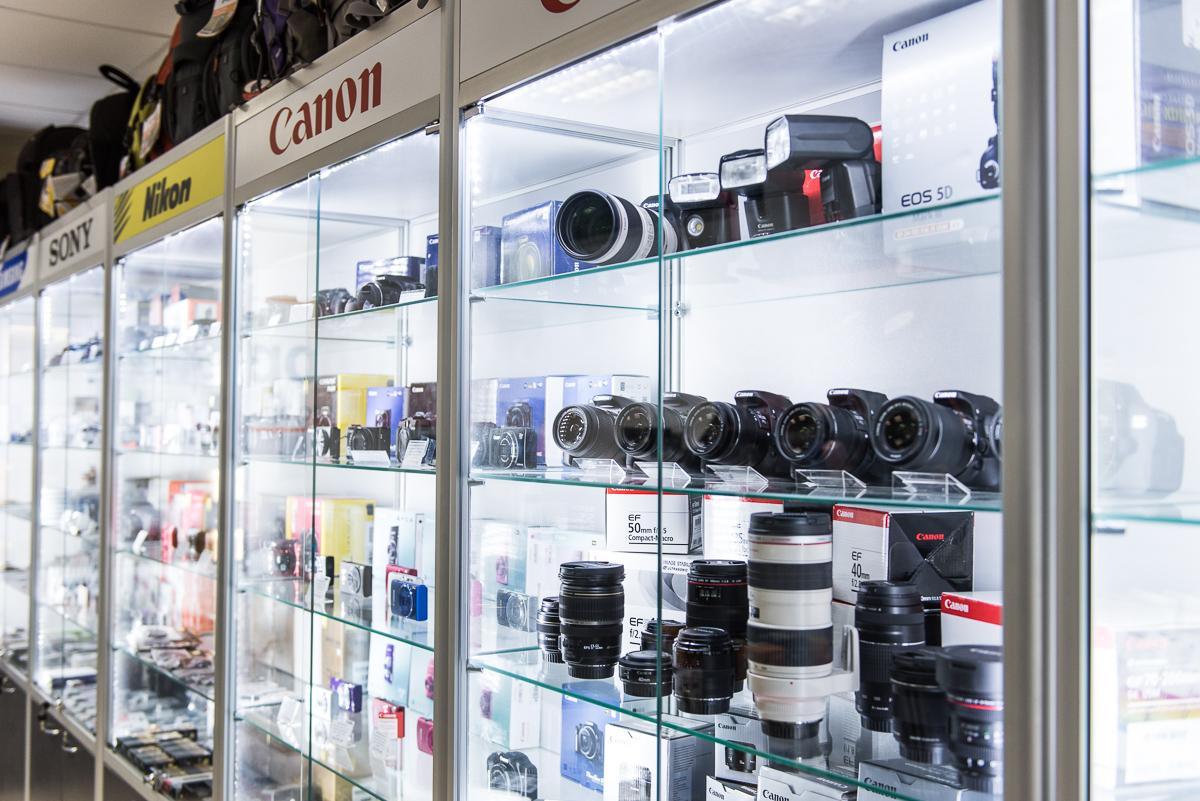 Покупка фотоаппарата: определяемся с целью