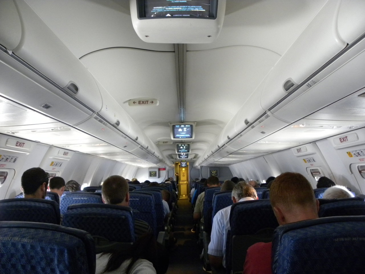 Что следует знать о полете в самолете?