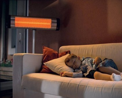 Инфракрасные обогреватели – гарант безопасного отопления