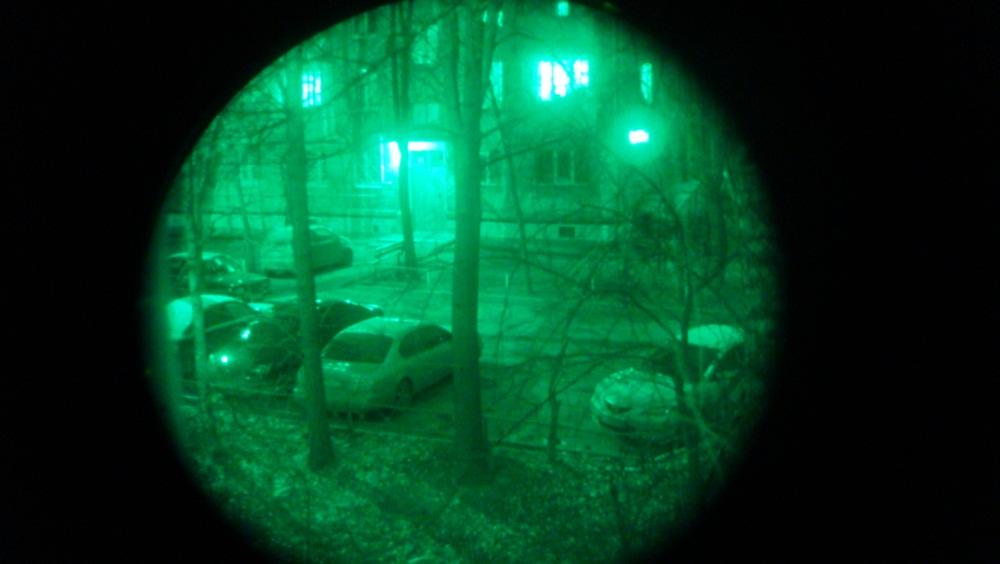 Приборы ночного видения Yukon для наблюдения и охоты