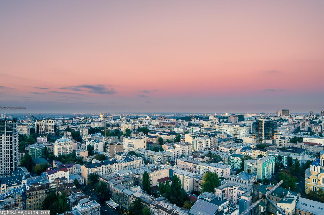 Преимущества посуточной аренды квартиры в центре Киева