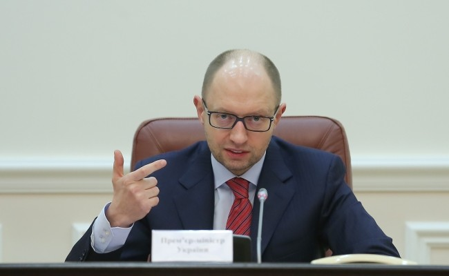 Яценюк заявив про «технічну» готовність України до безвізового режиму
