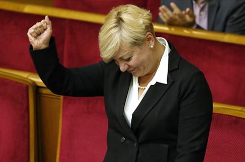 Гонтарева: состояние экономики Украины в 2016 году станет лучше
