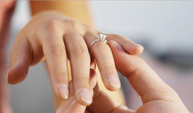 Как правильно выбирать кольцо с бриллиантом