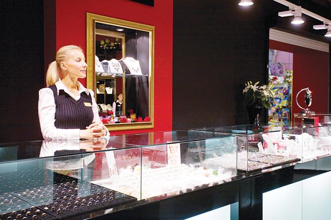 Бизнес идея: открытие ювелирного магазина