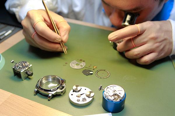 Создаем бизнес по ремонту часов