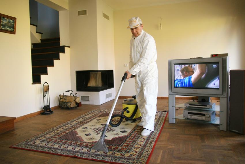 Чистка ковров — простой и выгодный бизнес
