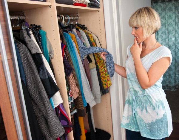 10 бесценных советов, как хранить одежду, сэкономив много места