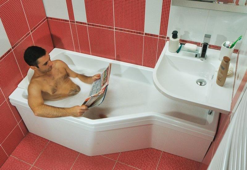 Все об акриловых ваннах: достоинства и недостатки