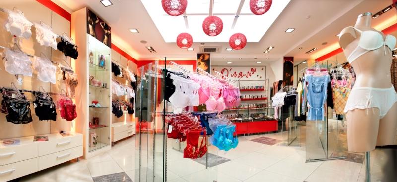 Магазин нижнего белья: нюансы открытия магазина