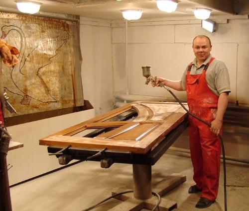 Бизнес план производства дверей из дерева