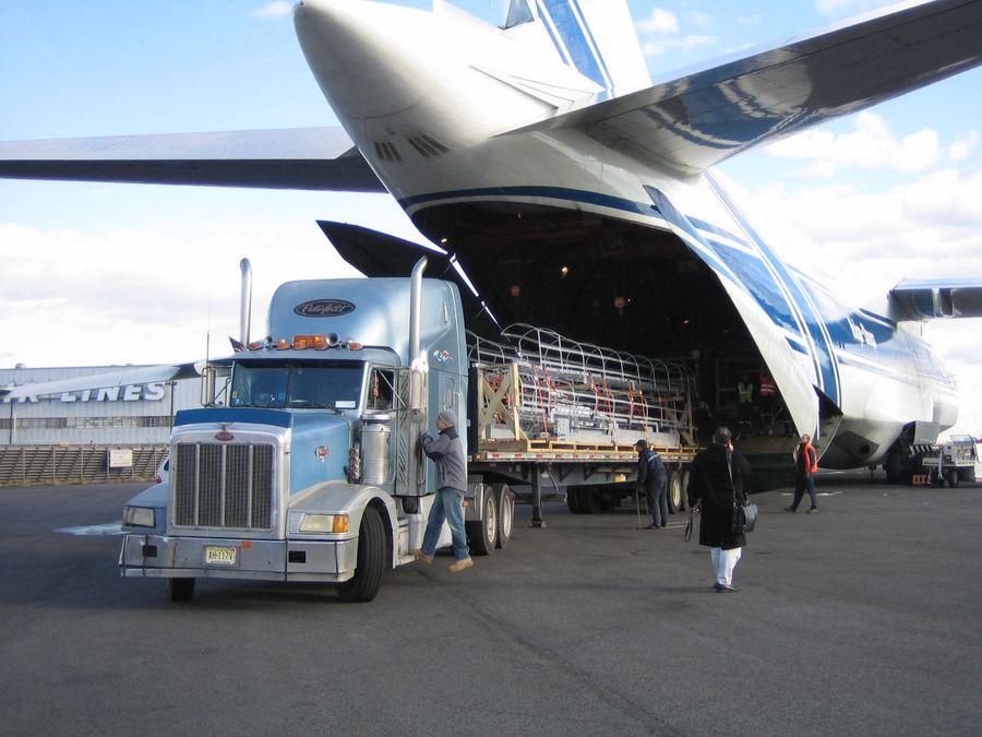 Компания Customsua – ваш помощник в международных перевозках
