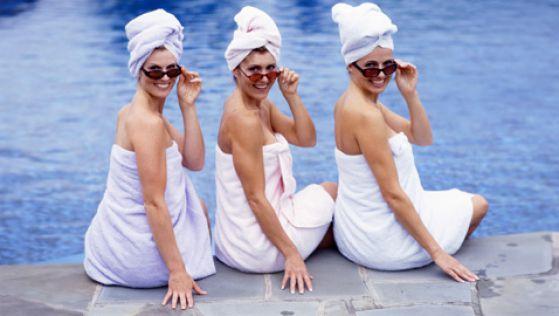 Косметические процедуры летом: вредны или полезны