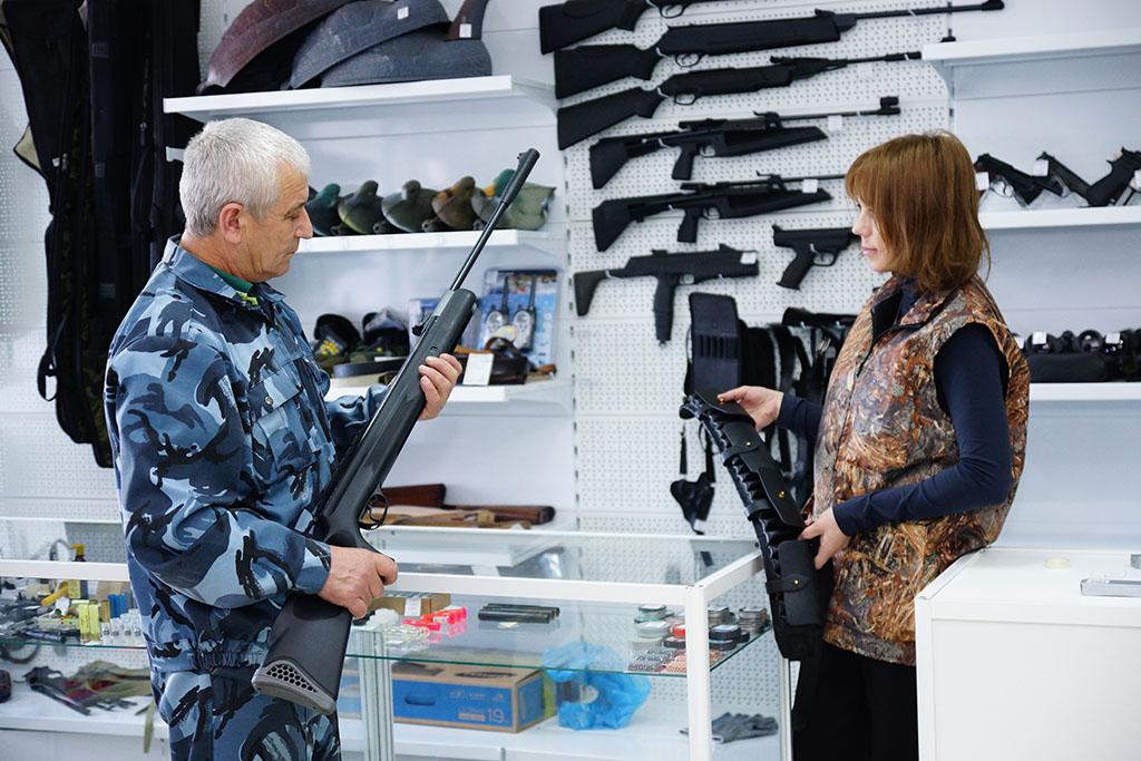 Охотничий магазин – бизнес для профессионалов