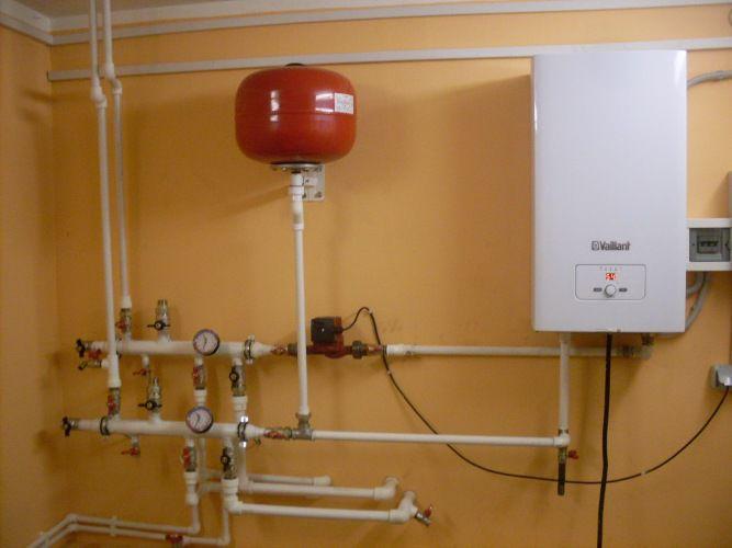 Бизнес-идея: монтаж систем автономного отопления