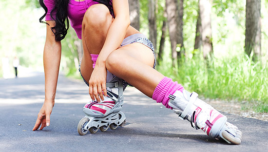 Бизнес идея — прокат роликовых коньков и скейтбордов