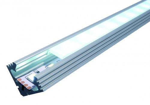 Профиль для светодиодной ленты как важная составляющая яркости