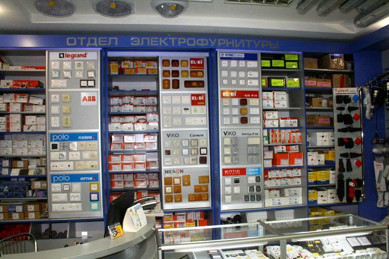 Бизнес идея: как открыть магазин электротоваров