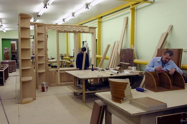 Бизнес идея: производство корпусной мебели в домашних условиях