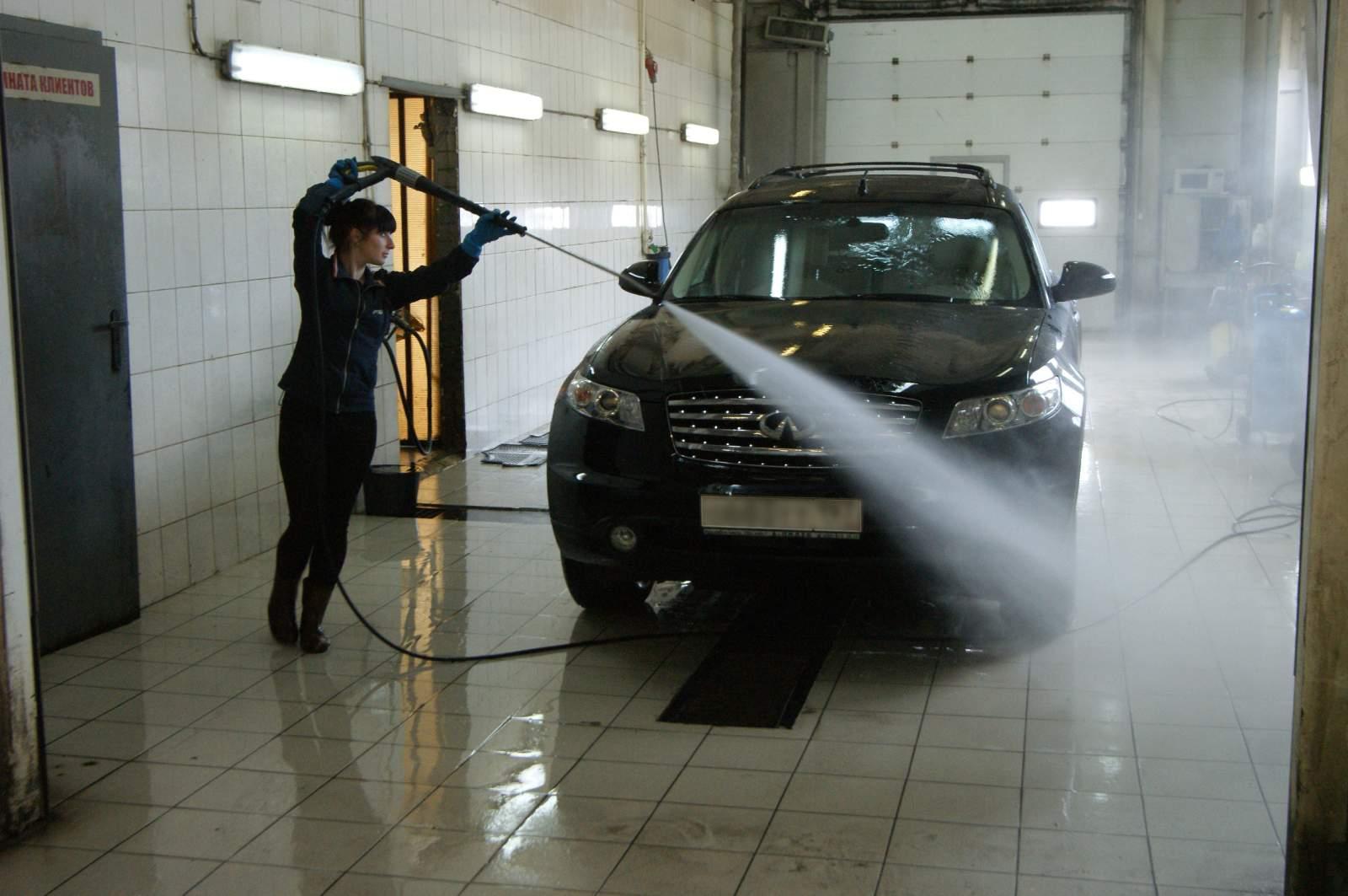 Бизнес идея: как открыть автомойку