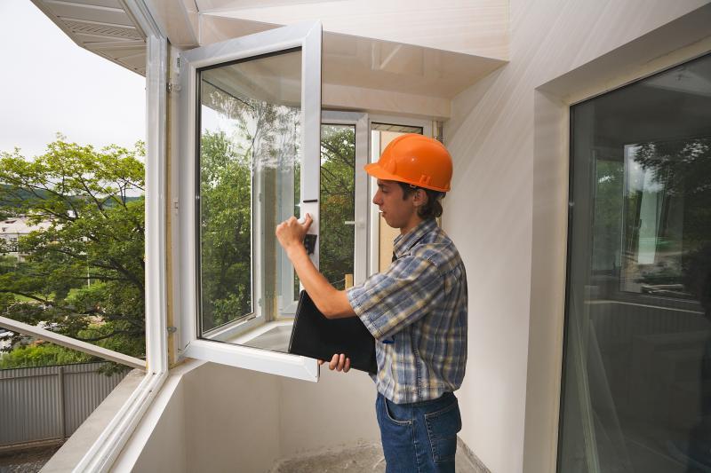 Пластиковые окна: особенности конструкции